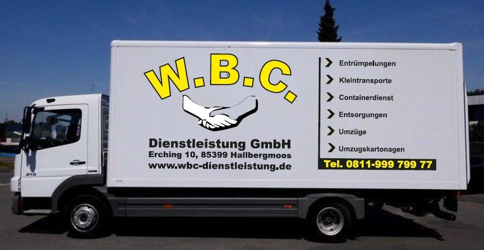 Entsorgung & Transporte